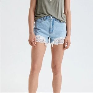 American Eagle AEO Mom Shorts